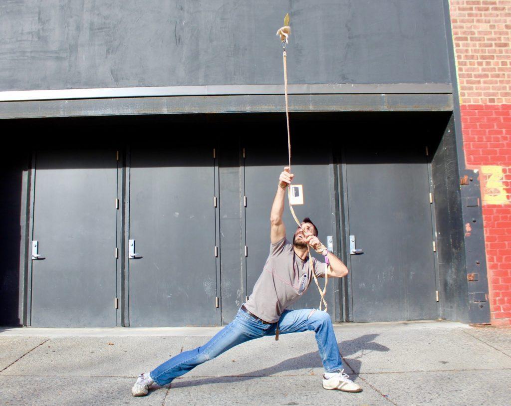 Frank Verical Rope Dart